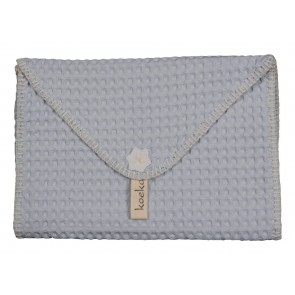 "Windeltasche ""Antwerp"" in Baby Blue"