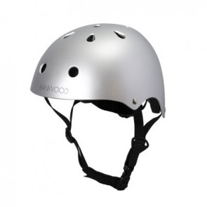 Banwood Fahrradhelm - Matt Chrome