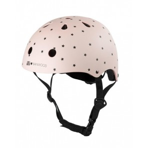 Banwood Bonton Sonderedition Fahrradhelm Matt Pink