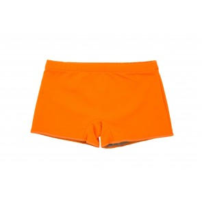 Klassische Badehose in Orange