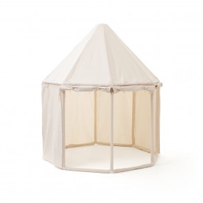 Pavillon Spielzelt Off White