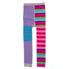 Trendige Multi-Stripe Leggings
