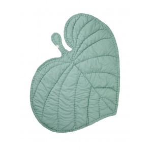 Leaf Blanket/ Decke Mint
