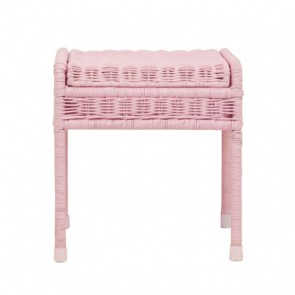 Storie Stool in Pink